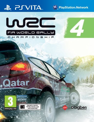 WRC 4: WORLD RALLY CHAMPIONSHIP (PSVITA) by Milestone
