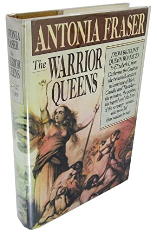 book cover of The Warrior Queens