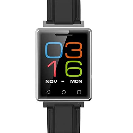 Amazon.com: G7 Smart reloj MTK2502 1.54 inch Bluetooth 4.0 ...