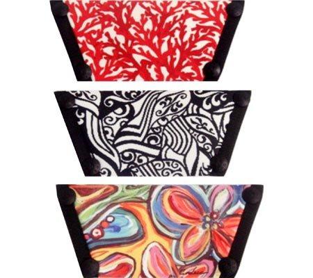 Onesole Women's Coral Floral Triple Combo Shoes,Coral Floral,M M