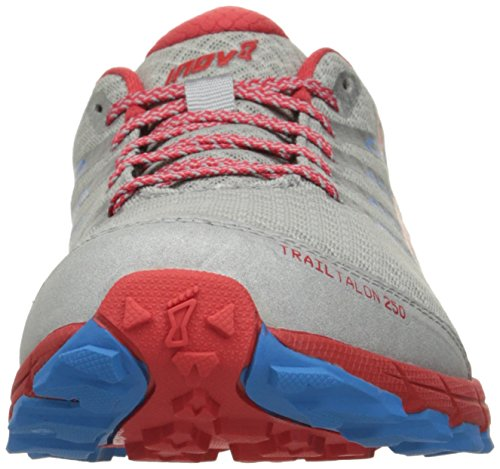 Inov-8 Men's Trailtalon™ 250 Trail Runner Silver/Blue/Red buy cheap fashion Style with paypal online latest for sale outlet hot sale buy cheap 2014 new 1rn4k