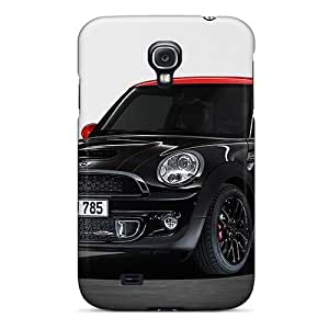 For Case Samsung Galaxy S4 I9500 Cover Protector Case John Cooper Works Mini 2010 Phone Cover