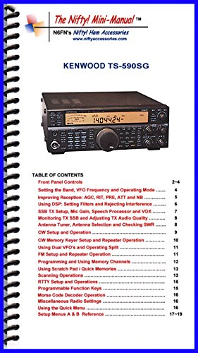 Kenwood Radio Manuals - 7