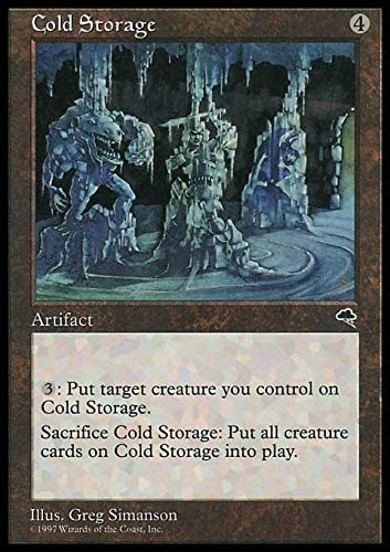 Cold Storage //// Tempest //// MTG Magic the Gathering