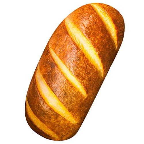 Funny Body Pillow - Givvet 3D Simulation Bread Shape Pillow
