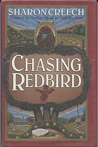 book cover of Chasing Redbird