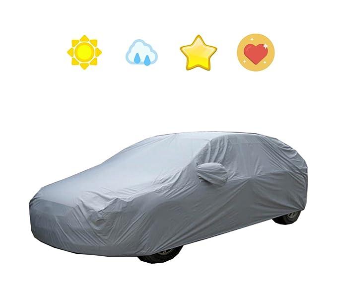 1 opinioni per RM Car Cover, fodera resistente ed impermeabile in cotone per auto