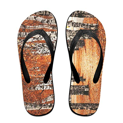 Ladninag Flip Flops Fall Birch Tree Women's Indoor Slippers Brazil Sandals for Unisex