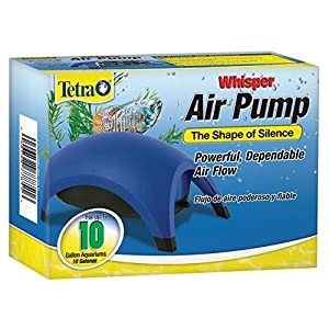 Tetra Whisper Easy to Use Air Pump for Aquariums (Non-UL) 34