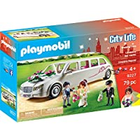 PLAYMOBIL® Wedding Limo Building Set