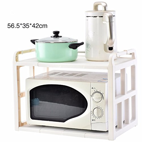 lzzfw Cocina racks, estanterías, microondas, horno racks ...
