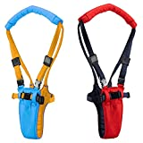 Monsieur Bébé ® Baby carrier, baby walker, Infant Learning Harness Walking Wings Aid Assistant - Two colors - Standard EN 13210