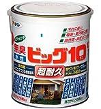 アサヒペン 水性ビッグ10多用途 217パールホワイト 1.6L