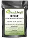 Turmeric - 7% Circumin - Natural Standardized Rhizome Fine Powder Extract (Curcuma Longa), 5 kg