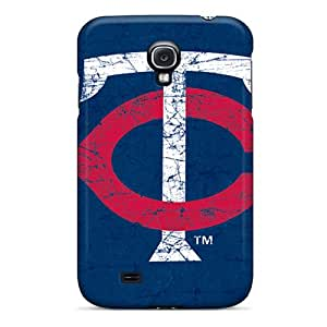 Premium Galaxy S4 Case - Protective Skin - High Quality For Minnesota Twins