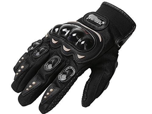 Pro-sonic® Professionelle motorradhandschuhe (L)