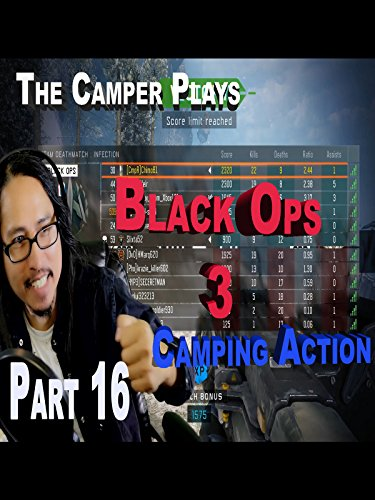 Call Of Duty Black Ops 3 - Team Death Match - Camping Action - Part 16