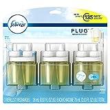 Febreze PLUG Air Freshener Refills Linen & Sky (3 Count, 2.63 oz)