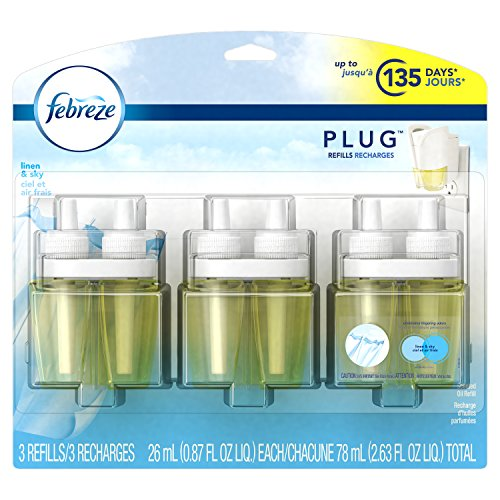 Febreze Plug Linen & Sky (Old Version)