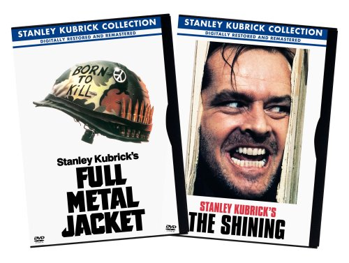 Full Metal Jacket / The Shining (2