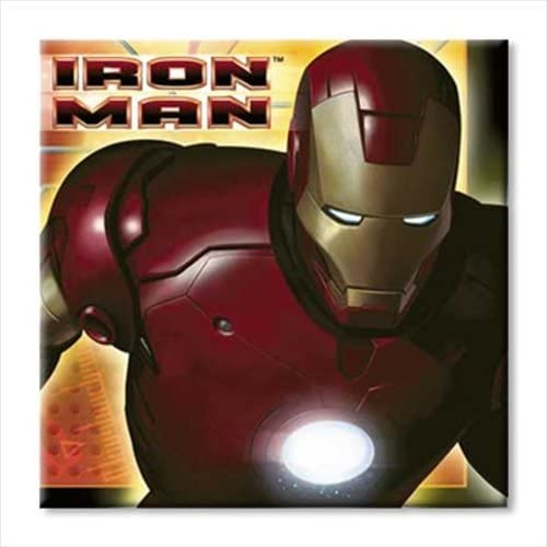 Iron Man Napkins