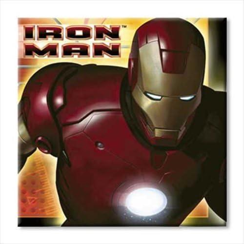 Iron Man Napkins