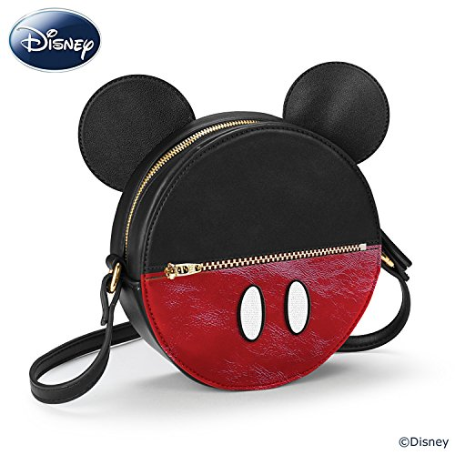 Disney All Ears Mickey Mouse And Minnie Mouse Women's Handbag by The Bradford Exchange