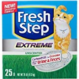 Fresh Step Extreme Unscented Odor Control Scoopable Clumping Cat Litter, My Pet Supplies