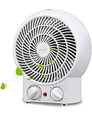 Aigostar Airwin White 33IEK-Mini und Safe Ventilator&heizlüfter,kalt und warm Dual-Funktion,2000 Watt mit berhitzungsschutz. EINWEGVERPACKUNG.