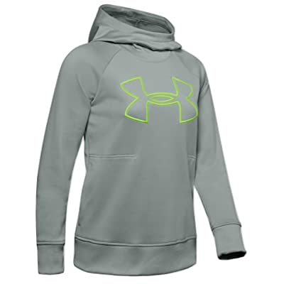 Under Armour Women's Big Logo Hoodie: Clothing