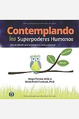 Contemplando los Superpoderes Humanos: Libro de reflexión para la inteligencia social y emocional (Spanish Edition) Paperback