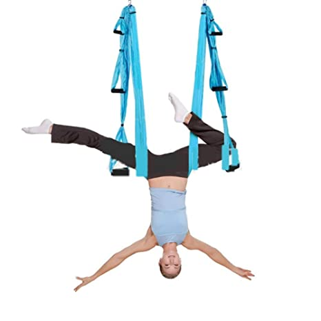 XLDN-Home Decoration Decoración del hogar Swing Aerial Yoga ...