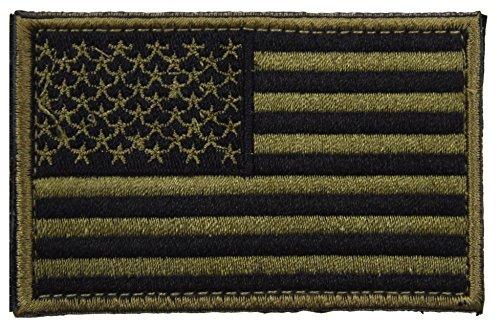 ArcEnCiel Tactical Patch Flag Green