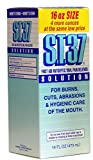 S.T. 37: First Aid, Topical Antiseptic & Oral Pain Reliever