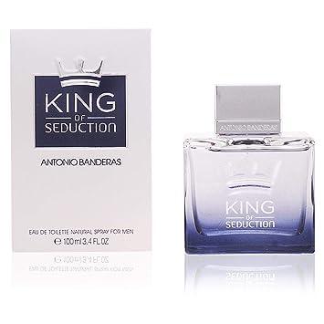 Antonio Banderas King Of Seduction Men Eau De Toilette Spray 34 Ounce