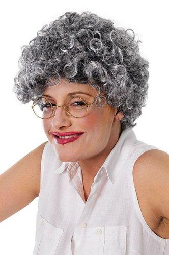 Grey  (Old Woman Costume Halloween)