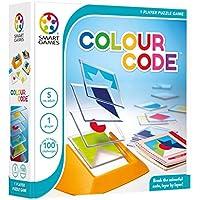 Smart Games Colour Code 5+ Yaş Tek Kişilik Puzzle & Zeka Oyunu