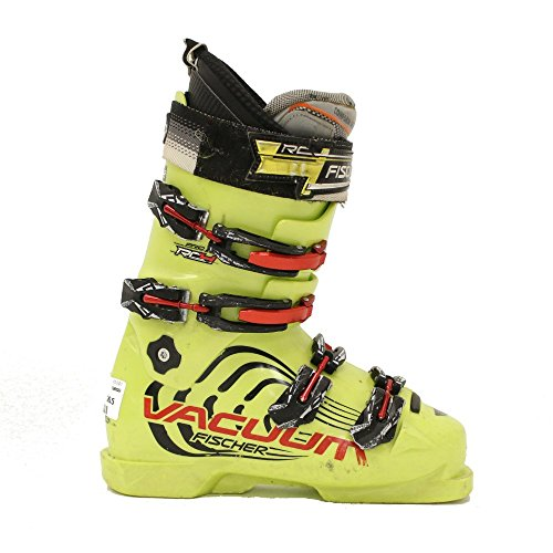 Used 2015 Fischer RC4 Pro 150 Vacuum Race Ski Boots Mens - 26.5 ()