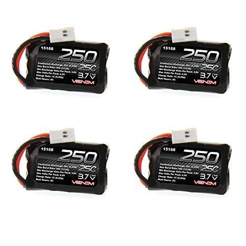 - Venom 1548 6-Cell 7.2V 5000mAh NiMH Stick Pack with Universal Plug by Venom RC