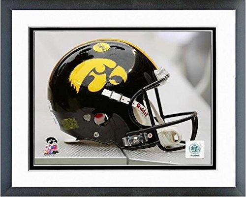 Iowa Hawkeyes Football Helmet Photo (Size: 12.5