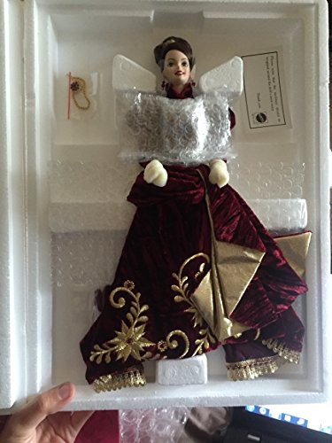 Barbie Collector Edition Holiday Ball Porcelain Doll by Mattel