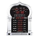 YUPENGDA® Automatic Azan Wall Clock/islamic Azan Wall Clock/azan Wall Clock/automatic Muslim Prayer Azan Clock-ramadan Products/ramadan Gift (428.7*360*46.5mm(5115))