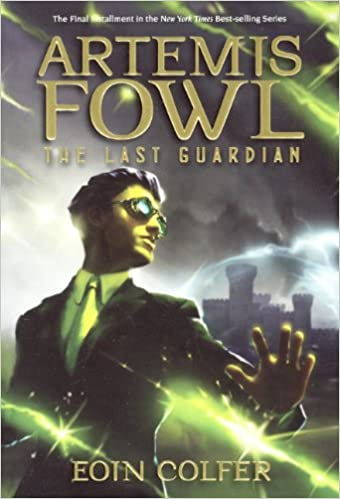 Books by Eoin Colfer