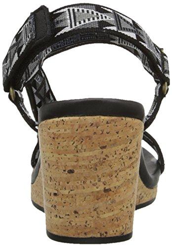 Teva sandalia Mosaico las Negro la mujeres de de Arrabelle Del universal rI1wZI