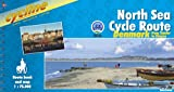 North Sea Cycle Route - Denmark from Tonder to Skagen: Route Book and Map - BIKE.DK.21.E (Cycline)