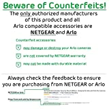 Arlo Pro Security Camera by NETGEAR – Add-on Rechargeable Wire-Free HD Camera with Audio [Base Station not included] | Indoor/Outdoor | Night Vision (VMC4030)