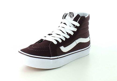 Vans - Zapatillas para Mujer Morado Morado, Color Morado, Talla 7: Amazon.es: Zapatos y complementos