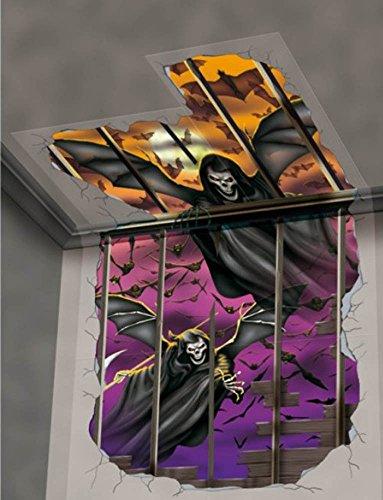 Amscan Halloween Deluxe Scene Setters Add-on - Kit