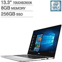 Dell Inspiron 13.3 7000 Series Touchscreen Laptop - Intel Core i5-8250U - 8GB Memory 256GB SSD