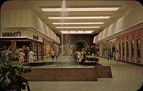 Woodland Mall Grand Rapids, Michigan Original Vintage - Malls Grand Rapids